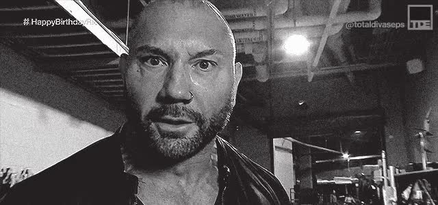 Watch and share Dave Bautista GIFs on Gfycat