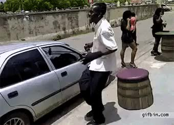 Watch and share Getting In The Car Like Boss GIFs on Gfycat