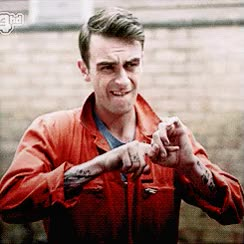 Watch and share Joe Gilgun GIFs on Gfycat
