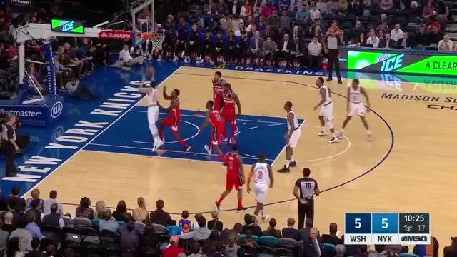 Watch and share New York Knicks GIFs and Nba Highlights GIFs by skdro20 on Gfycat
