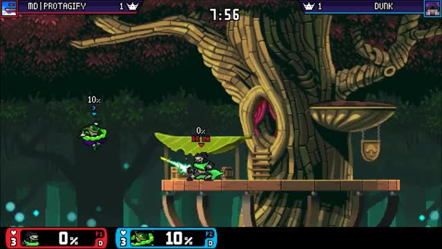 Watch and share Walljump Edgeguard GIFs by Dunk on Gfycat