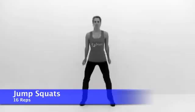 Watch Jump Squats GIF on Gfycat. Discover more workout GIFs on Gfycat