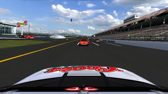 Watch and share NASCAR Racing 2003 Season 2019.03.09 - 14.43.24.03 GIFs by Jack on Gfycat