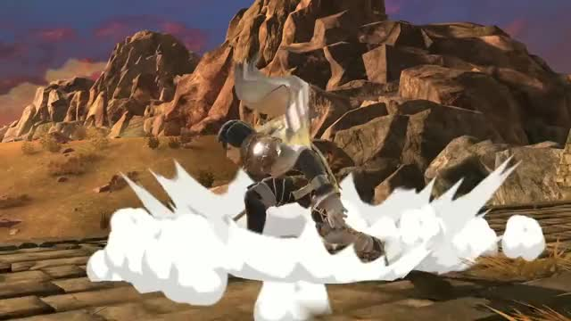Watch 25ᵋ: Chrom – Super Smash Bros. Ultimate GIF on Gfycat. Discover more Bros, Gaming, Nintendo, Smash, Smash Bros, Super Smash Bros., Switch, Tag_Character_EN, Video Game (Industry) GIFs on Gfycat