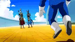 Watch and share Gif Vegeta Whis DBgraphics Beerus Dragon Ball Super DBSEP06 GIFs on Gfycat