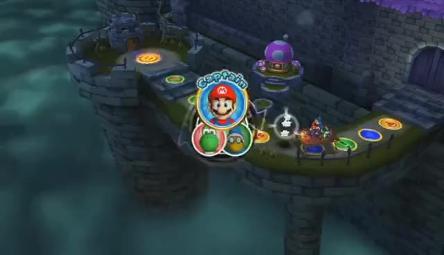 Watch and share Mario Party 9 Party Mode - Bowser Appears GIFs on Gfycat