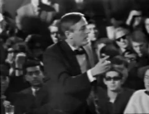 Watch and share James Baldwin Debates William F. Buckley (1965) GIFs on Gfycat
