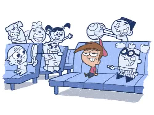 Watch and share Fairly Odd Parents GIFs and Rotoscope GIFs on Gfycat