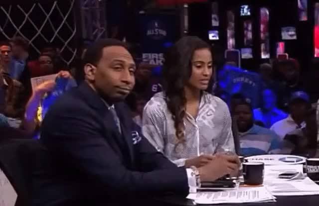 Watch and share Stephen A Smith GIFs on Gfycat