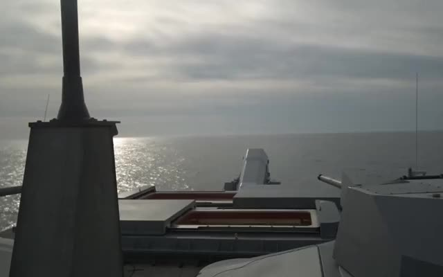 Watch and share Hellfire Missile GIFs and Uss Detroit GIFs by snokng on Gfycat
