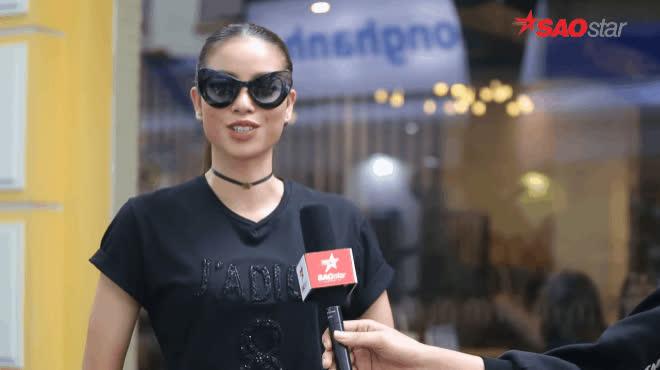 Clip: Minh Tú  Kỳ Duyên rạng rỡ tại trường quay, Phạm Hương cam đoan sẽ có dấu ấn đặc biệt tại The Look