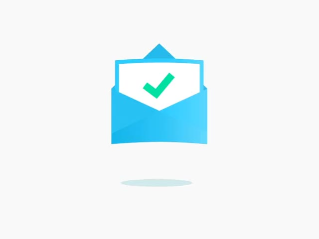 Watch and share A Short Animation Of Receiving A Success Mail. GIFs on Gfycat