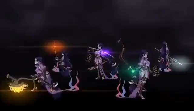Watch 【Fate/Grand Order】 源 頼光 宝具 【FGO】 Minamoto no Yorimitsu Noble Phantasm GIF on Gfycat. Discover more related GIFs on Gfycat