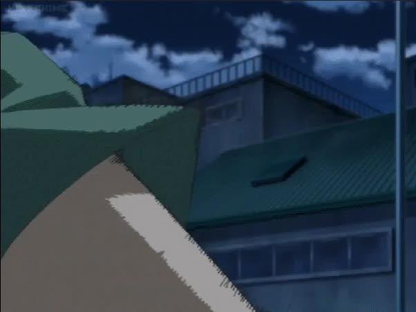 Technique - Is unfazed after Kenichi's combo GIFs