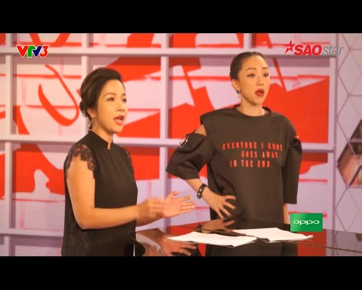 Cố vấn Diva Mỹ Linh sung không thể tưởng khi huấn luyện học trò team Tóc Tiên ảnh 9