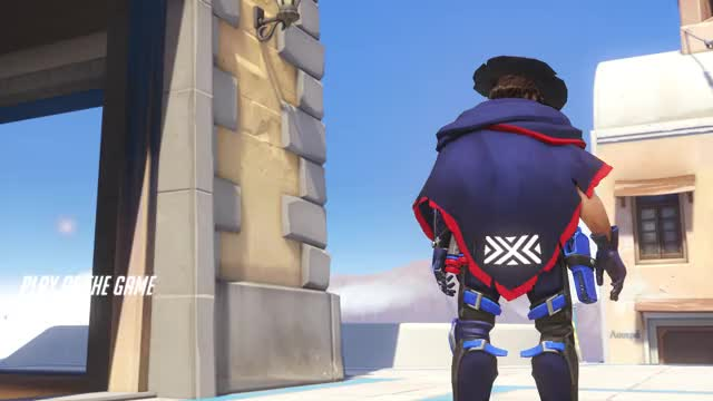 Watch and share Play Of The Game GIFs and Overwatch GIFs by Close To The Edge on Gfycat