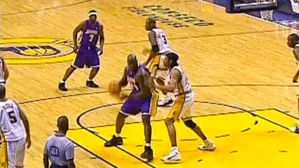 Watch Jermaine O'Neal, Indiana Pacers GIF by Off-Hand (@off-hand) on Gfycat. Discover more 021801 GIFs on Gfycat