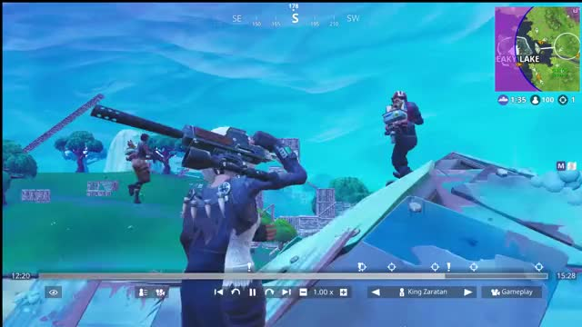 Watch and share Battle Royale GIFs and Fortnitebr GIFs by King Zaratan on Gfycat