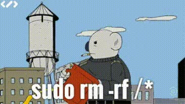 Watch and share Sudo GIFs by ark_daemon on Gfycat