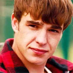 Watch blue GIF on Gfycat. Discover more 02x04, finn nelson, mmfd, my gifs, my mad fat diary, my sun and stars, nico mirallegro GIFs on Gfycat