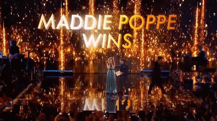 2018, american idol, maddie poppe, Maddie Poppe Wins American Idol GIFs