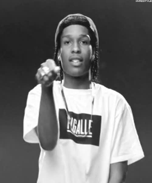 Watch and share Asap Rocky Goldie Gif GIFs on Gfycat