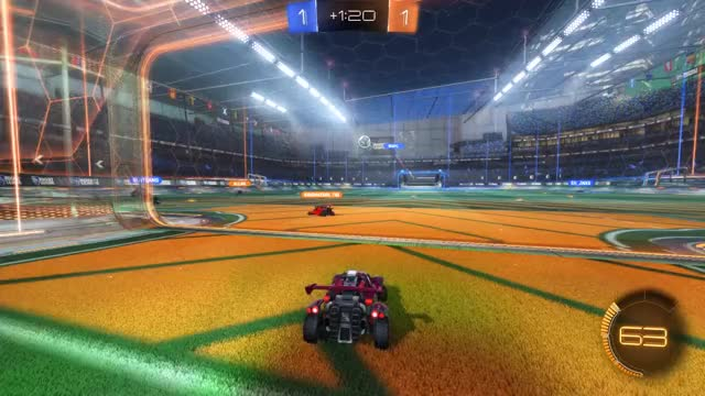 Watch Goal 3: Allan GIF by Gif Your Game (@gifyourgame) on Gfycat. Discover more Gif Your Game, GifYourGame, Goal, HosnianPrime, Rocket League, RocketLeague GIFs on Gfycat