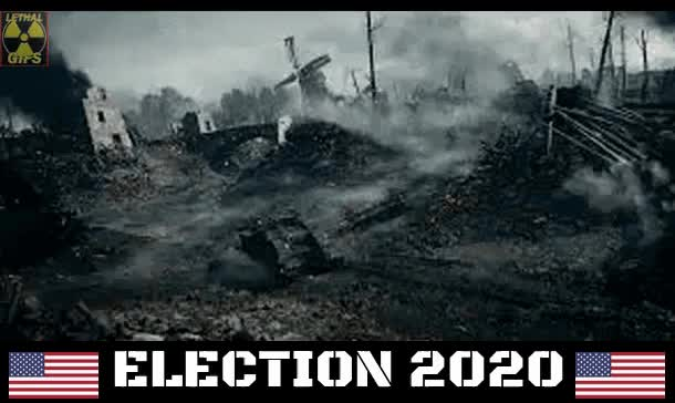 Watch and share Election 2020 GIFs and Meme Warfare GIFs by Mick Lethal on Gfycat