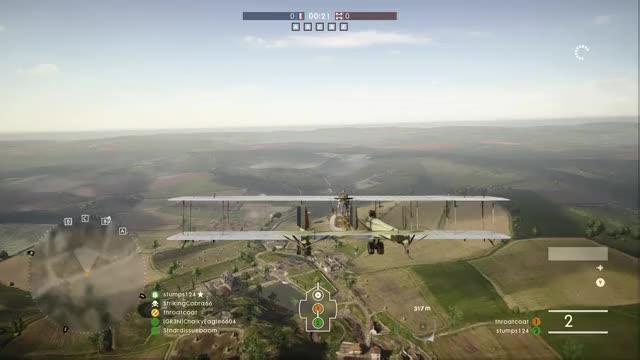 Watch this GIF by Xbox DVR (@xboxdvr) on Gfycat. Discover more Battlefield1, throatcoat, xbox, xbox dvr, xbox one GIFs on Gfycat