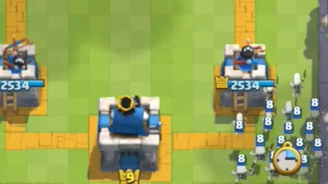 Watch and share Swarm Army Cloned Madness GIFs by Clash Royale Kingdom on Gfycat