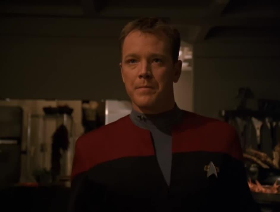 Robert Duncan McNeill, Star Trek, Star Trek: Voyager, Tom Paris, VOY, Voyager, I Accept GIFs