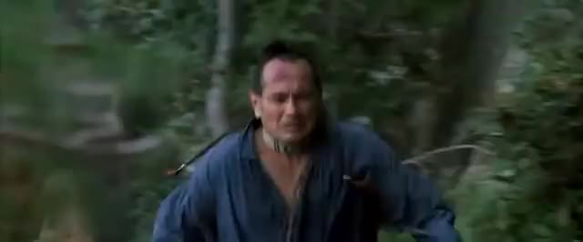 Watch and share Last Of The Mohicans GIFs by Ricky Bobby on Gfycat