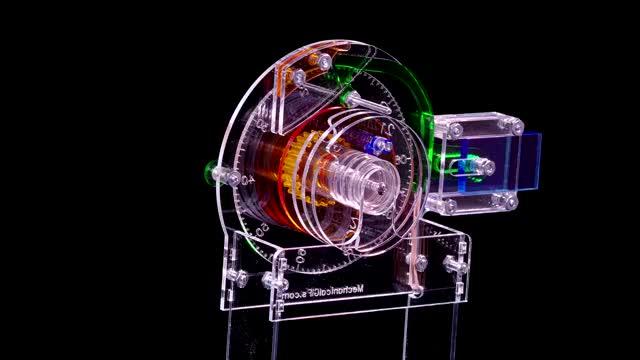 Magnificent Combination Lock As A Mechanical Gif Diagram Like Laser Cut Acrylic Wiring Cloud Pendufoxcilixyz