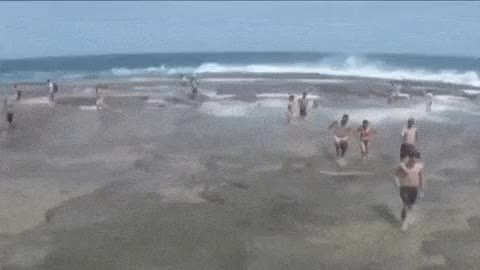 Watch waves GIF on Gfycat. Discover more related GIFs on Gfycat