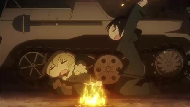 Watch Shoujo Shuumatsu Ryokou - 02 3 GIF by @yumiko on Gfycat. Discover more ShoujoShuumatsuRyokou, anime GIFs on Gfycat