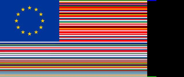 Watch and share United States Of Europe Flag QuickSort GIFs by Noddy (Harpy) on Gfycat