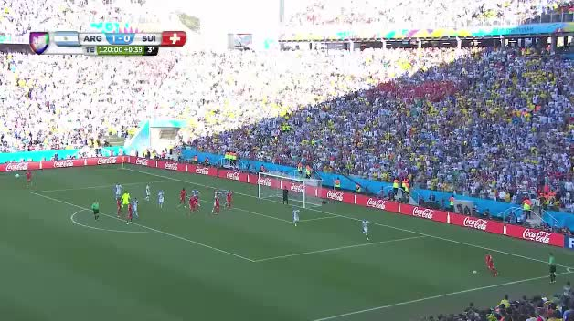 Watch Match Thread: Argentina vs Switzerland [Round of 16] (reddit) GIF by @badgersgopoo on Gfycat. Discover more soccer GIFs on Gfycat