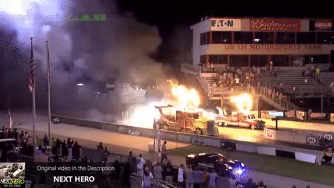 Watch Jet truck GIF by GlobalSweet (@superkozz) on Gfycat. Discover more awesome, fire, speed, wtf GIFs on Gfycat