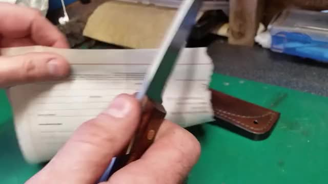 Watch Handmade Bushcraft Knife Cut Test GIF by PM_ME_STEAM_K3YS (@pmmesteamk3ys) on Gfycat. Discover more bushcraft knife, handmade knife, knife making GIFs on Gfycat