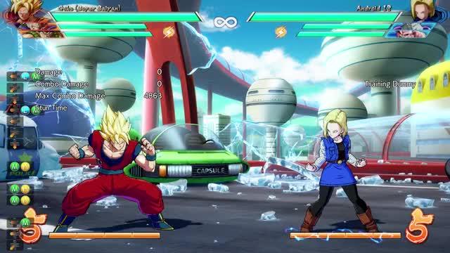 Watch Basic Goku Combo GIF by Xbox DVR (@xboxdvr) on Gfycat. Discover more AugmentedKai, Dragon Ball FighterZ, DragonBallFighterZ, dbfz, xbox, xbox dvr, xbox one GIFs on Gfycat