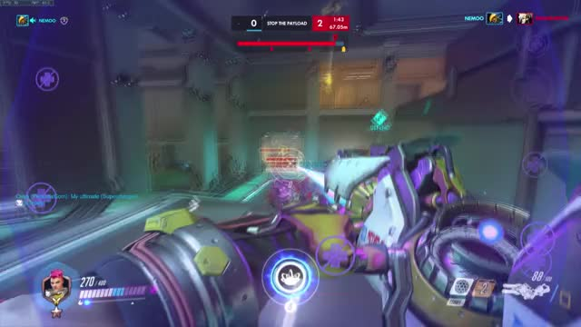 Watch dva GIF by @jazzbandit1313 on Gfycat. Discover more highlight, overwatch GIFs on Gfycat