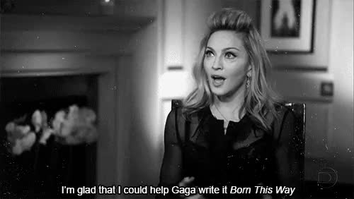 Watch this GIF on Gfycat. Discover more atraque, gaga, love them both, madonna, trava this way, velha GIFs on Gfycat