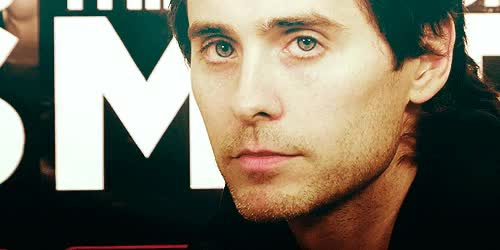 Watch jared leto GIF on Gfycat. Discover more related GIFs on Gfycat