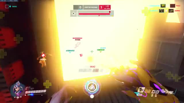 Watch and share Overwatch GIFs by enigma on Gfycat