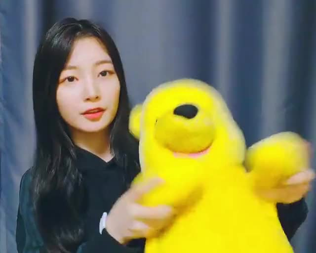 Watch and share Kuro Yeonhee Pooh GIFs by kuro on Gfycat