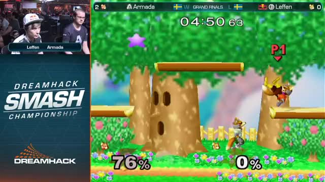 Watch Dreamhack Summer 2017 - Championship Finals Day -  smash.gg/dhs17 GIF on Gfycat. Discover more smashgifs GIFs on Gfycat