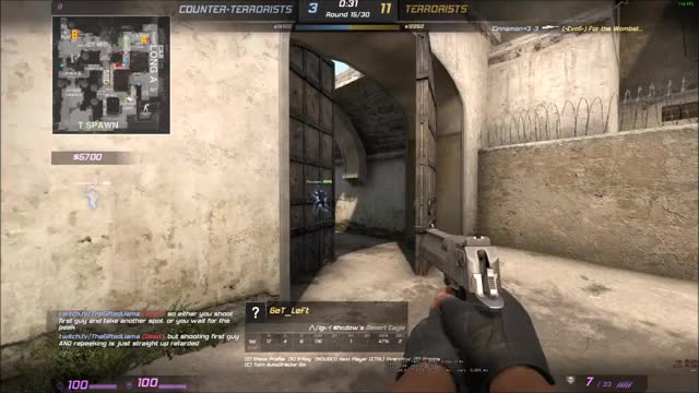 Watch and share Best Deagle Shot Ever GIFs by khaost on Gfycat