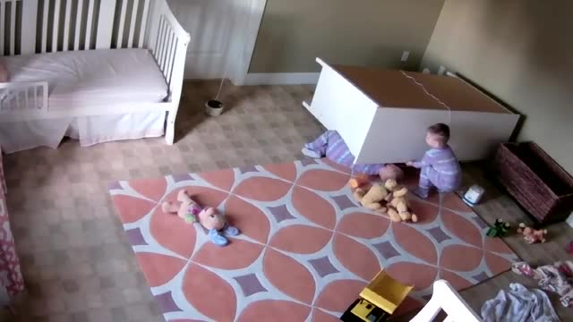 Watch Little boy saves his baby brother after dresser collapses on him (reddit) GIF on Gfycat. Discover more gifs, popular GIFs on Gfycat