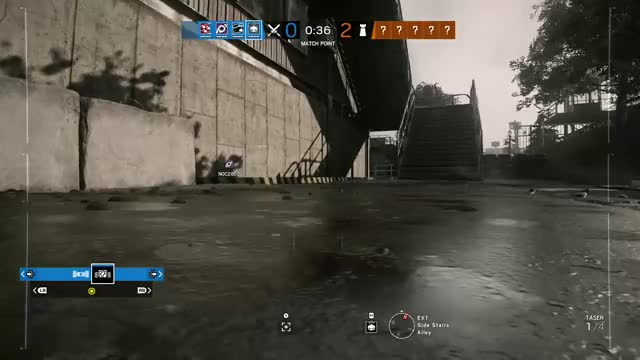 Watch this GIF by Gamer DVR (@xboxdvr) on Gfycat. Discover more Rileyfunk, TomClancysRainbowSixSiege, xbox, xbox dvr, xbox one GIFs on Gfycat