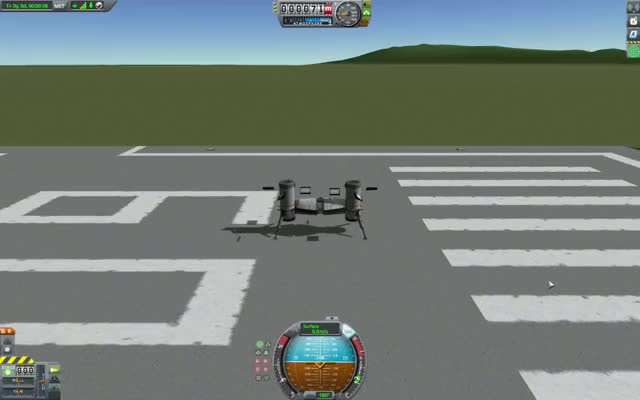 Watch and share Helicopter Challenge 002 GIFs by kerbalplops on Gfycat